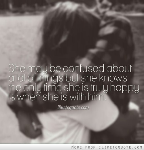 Teenage Quotes About Love Confusion : Teenage Quotes About Love Confusion Images & Pictures - Becuo