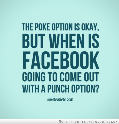 Facebook Quotes And Saying: Facebook Quotes