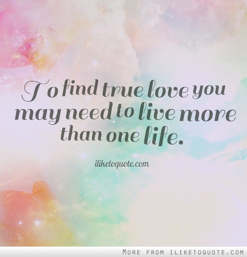 You and me together forever quotes