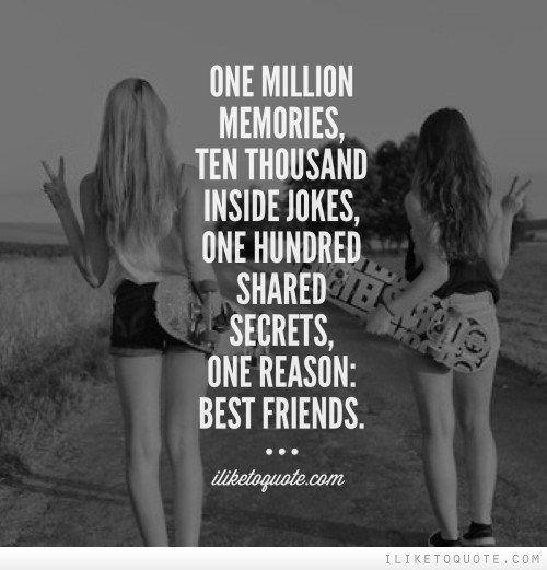 Friendship And Memories Quotes Tumblr : Friendship memories quotes tumblr wesharepics