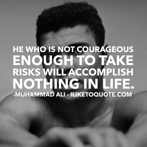 11 Great Quotes By Muhammad Ali
