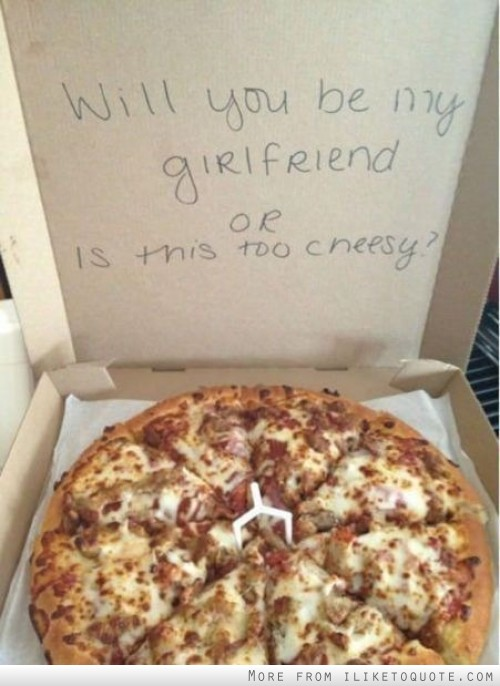 Creative way to get a girlfriend