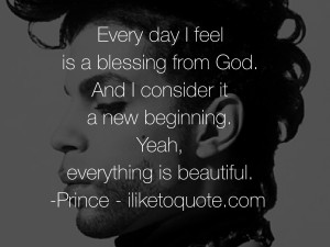 9 Quotes By Prince To Remember Him By