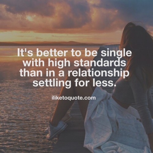 Single and relationship quotes